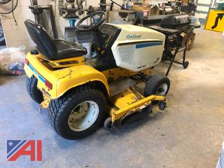 Cub Cadet 1864 Riding Mower with Cab and Snowblower