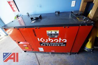 Kubota Standby Generator 21kVA