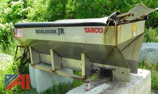 Stainless Steel Tarco Highlander JR Sander