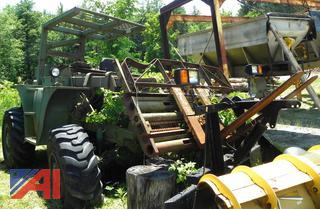 (#300) 1974 Athey ARTFT-6 Truck Forklift