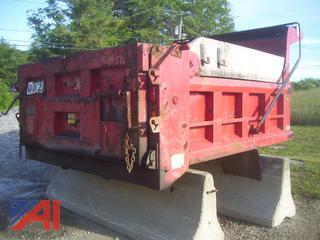 2001 R&S 10' Steel Dump Body