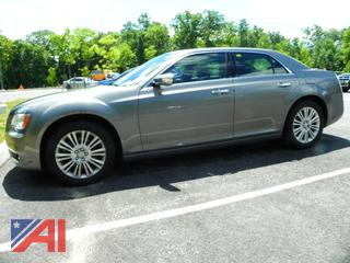 2011 Chrysler 300 4 Door