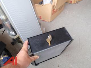 (#26) Police Issue Lock Box