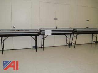 (#33) Folding Tables