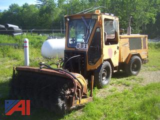 1990 Trackless MT5A Tractor