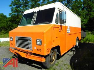 1985 Ford LN7000 Step Van