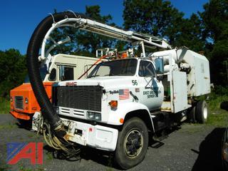 1989 GMC C7D042 Camel 200 Sewer Truck