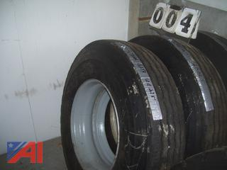 12R22.5 Tires