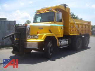 1996 Volvo ACL Dump Truck