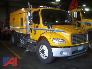 2015 Freightliner/Elgin M2/Crosswind Sweeper
