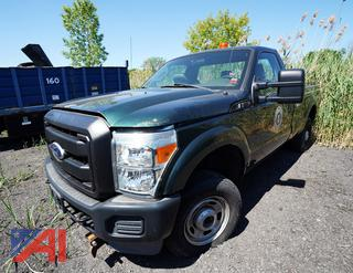 2011 Ford F250 XL Super Duty Pickup Truck/87
