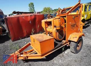 1990 Vertical Sewer Bucket Winch/516