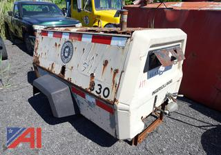 1992 Ingersoll Rand Air Compressor, #P185C-W-JD/330