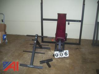Body Smith Weight Benches