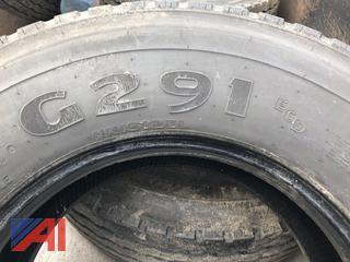 G291 Goodyear Truck Tires