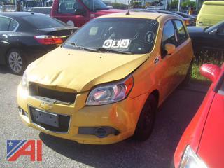 2009 Chevy Aveo Coupe