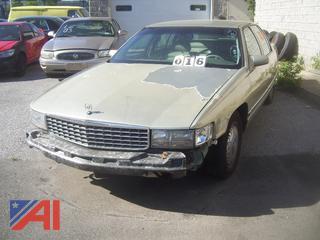 1996 Cadillac Northstar 32V Sedan