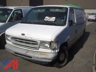 1999 Ford E150 Van