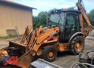 2003 Case 580M Backhoe