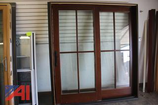 Marvin Sliding Glass Door