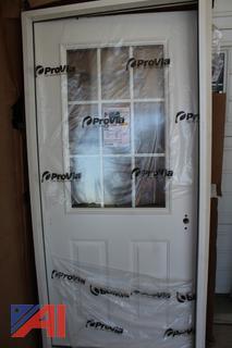 Provia Exterior Door