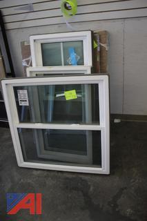 Various Sized Windows