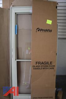 Provia Storm Door