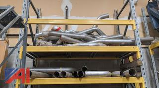 Various School Bus Exhaust Pipes