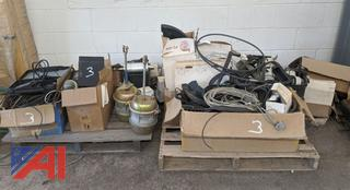 Various School Bus Parts & Components