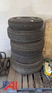 Various Tires & More