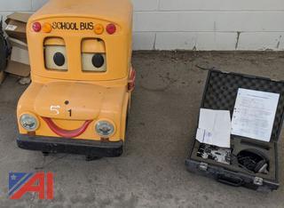 Robotronics Remote Control School Bus
