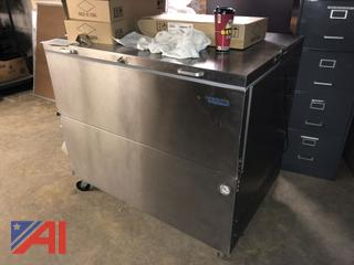 Stainless Steel Nor-Lake Cooler