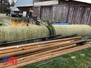 Large Rolls of Artificial Grass