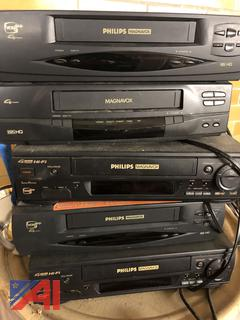 TV's, VCR's, Mounting Brackets, and More..