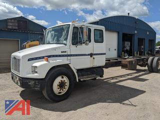 1999 Freightliner FL70 Cab and Chassis