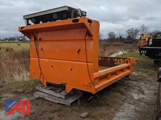 10' Dump Box with Cylinder
