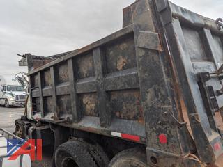 14' Dump Box with Cylinder