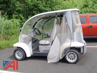 Ford Think Neighbor Electric Golf Cart