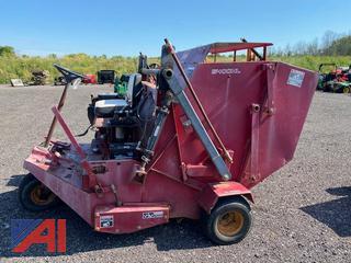 Toro Pro Sweep 5400 HL Turf Sweeper