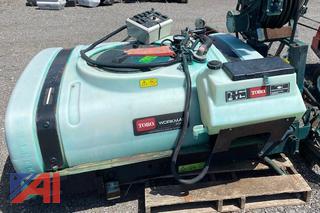 Toro Spray Pro Multi Pro 200 Low Profile Spray Tank