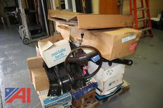 Assorted Auto Parts, New/Old Stock