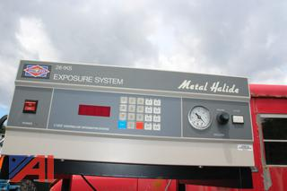 NuArc Metal Halide 26-1KS-2NT Plate Burner