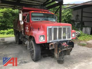 1996 International F-2574 Dump Truck