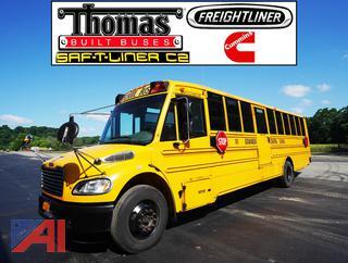 2012 Thomas/Freightliner C2 Saf-T-Liner Full Size Bus/151