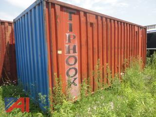 Steel Storage Shipping Container