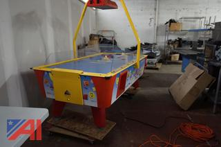 Kidzpace Air Hockey Table