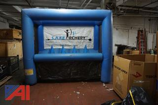 SAFE Archery System Inflatable and Tag System