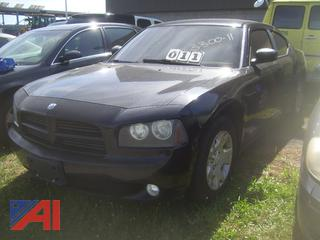 2007 Dodge Charger Sedan/Police Vehicle