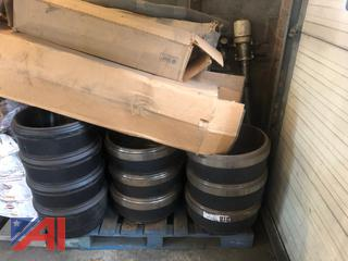 Pallets of Various Truck Parts, New/Old Stock