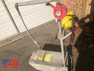 Frymaster Oil Pump
